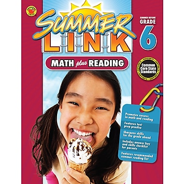 eBook: Brighter Child 704525-EB Math Plus Reading, Grade 5 - 6