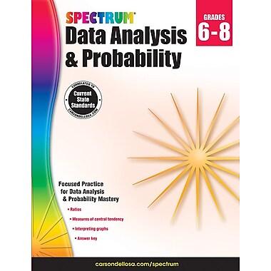 eBook: Spectrum 704705-EB Spectrum Data Analysis and Probability, Grade 6 - 8