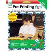 Livre numérique : Key Education --  Pre-Printing FUN 804060-EB, prématernelle à 1re année
