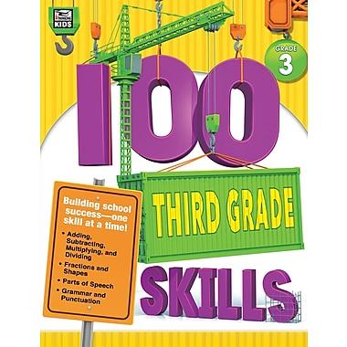 Carson-Dellosa 704985-EB 100 Third, Grade skills