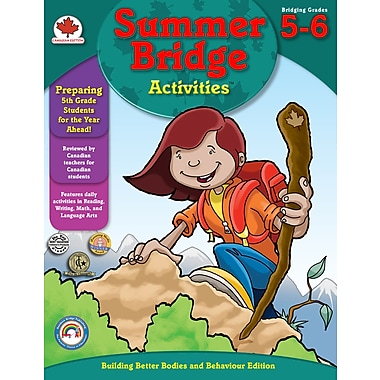 Livre numérique : Summer Bridge Activities 104513-EB Summer Bridge Activities, 5e à 6e année