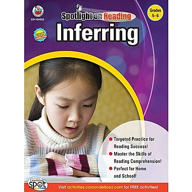 eBook: Frank Schaffer 104555-EB Inferring, Grade 5 - 6