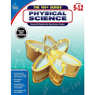eBook: Carson-Dellosa 104642-EB Physical Science, Grade 5 - 12