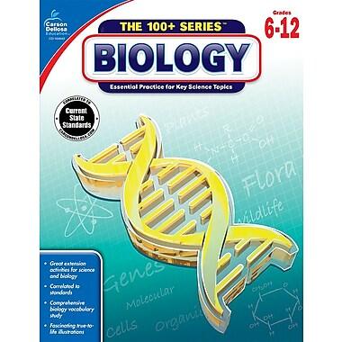 Livre numérique : Carson-Dellosa� -- Biology 104643-EB, 6e à 12e année