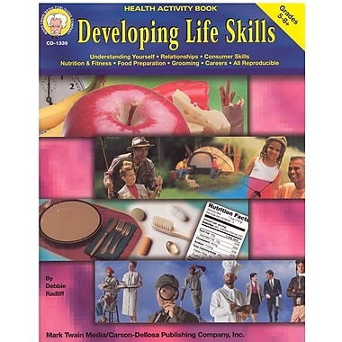 eBook: Mark Twain 1339-EB Developing Life Skills, Grade 5 - 8
