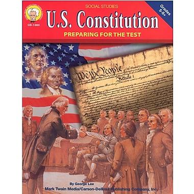 eBook: Mark Twain 1360-EB U.S. Constitution, Grade 5 - 8