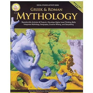 eBook: Mark Twain 1829-EB Greek & Roman Mythology, Grade 6 - 12