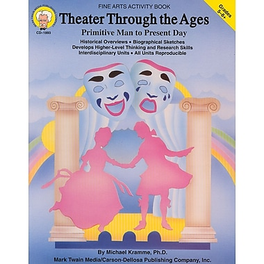 eBook: Mark Twain 1893-EB Theater Through the Ages, Grade 5 - 8