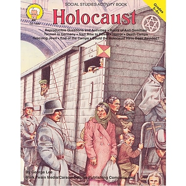 eBook: Mark Twain 1899-EB Holocaust, Grade 5 - 8