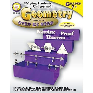 Livre numérique : Mark Twain 404029-EB Helping Students Understand Geometry, 7e - 8e année
