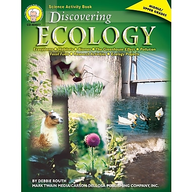 eBook: Mark Twain 404077-EB Discovering Ecology, Grade 6 - 12