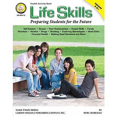 eBook: Mark Twain 404115-EB Life Skills, Grade 5 - 8