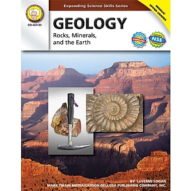 eBook: Mark Twain 404123-EB Geology, Grade 6 - 12