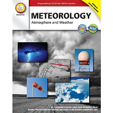 eBook: Mark Twain 404124-EB Meteorology, Grade 6 - 12