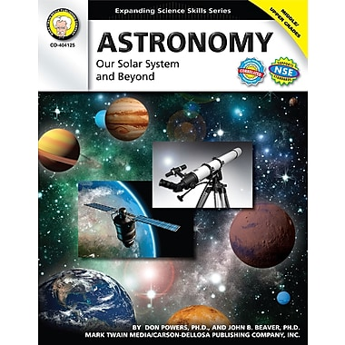 eBook: Mark Twain 404125-EB Astronomy, Grade 6 - 12
