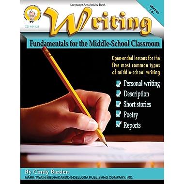 Livre numérique: Mark Twain « Writing », 10 à 14 ans, 404131-EB