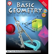 eBook: Mark Twain 404154-EB Basic Geometry, Grade 6 - 8