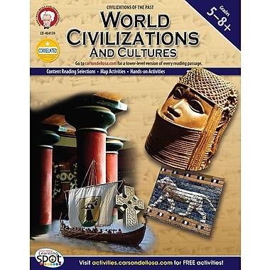Livre numérique : Mark Twain 404159-EB World Civilizations and Cultures, 5e à 8e année