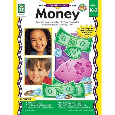 Livre numérique : Key Education� -- Money 804053-EB, maternelle à 2e année