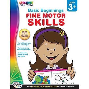 Livre numérique : Spectrum 704171-EB Fine Motor Skills, préscolaire à maternelle