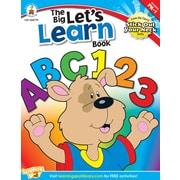 Livre numérique : Carson-Dellosa� --  The Big Let's Learn Book 104779-EB, prématernelle à 1re année