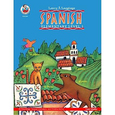eBook: Frank Schaffer 076470141X-EB Spanish, Grade 1