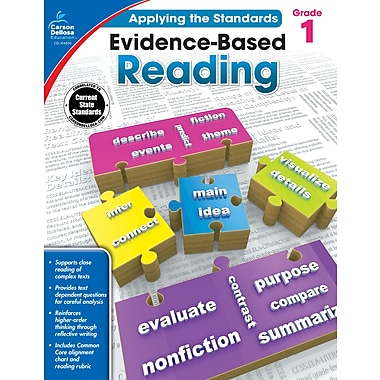 eBook: Carson-Dellosa 104830-EB Evidence-Based Reading, Grade 1