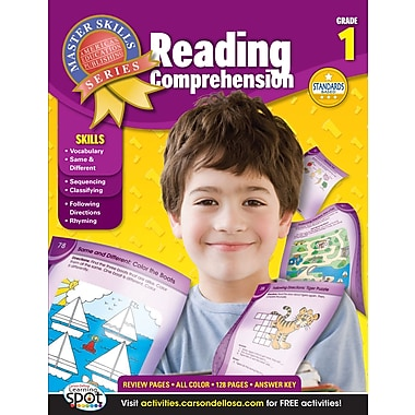eBook: American Education Publishing 704093-EB Reading Comprehension, Grade 1