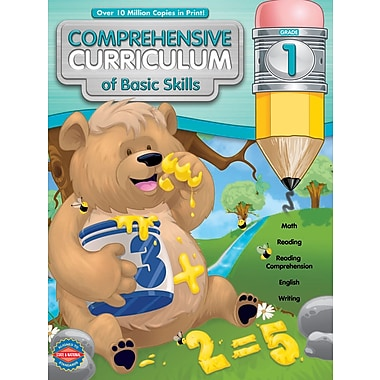 eBook: American Education Publishing 704105-EB Comprehensive Curriculum of Basic Skills, Grade 1