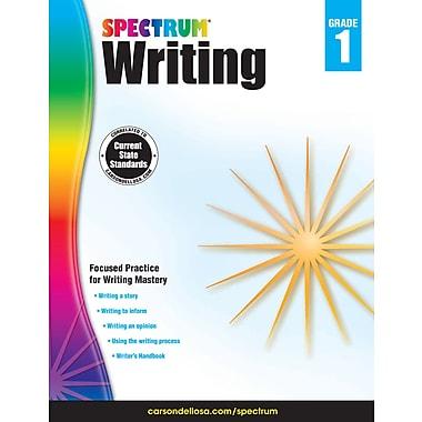 eBook: Spectrum 704624-EB Spectrum Writing, Grade 1