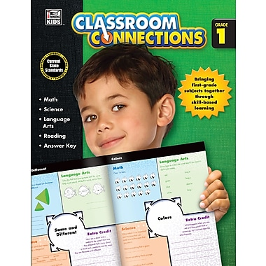 eBook: Thinking Kids 704638-EB Classroom Connections, Grade 1