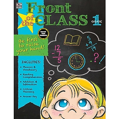 eBook: Thinking Kids 704942-EB Front of the Class, Grade 1