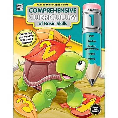 e-Book: Carson-Dellosa 704894-EB Comprehensive Curriculum of Basic Skills, Grade 1