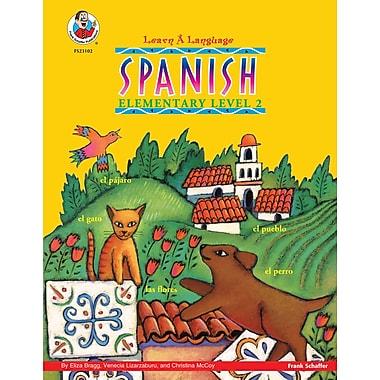 eBook: Frank Schaffer 0764701428-EB Spanish, Grade 2