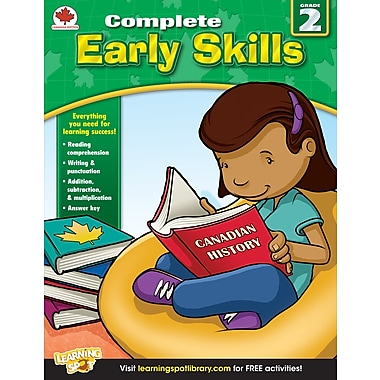 eBook: Carson-Dellosa 704286-EB Early Skills, Grade 2