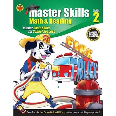 Livre numérique : Brighter Child� -- Math & Reading 704447-EB, 2e année