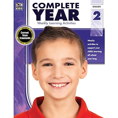 eBook: Thinking Kids 704455-EB Complete Year, Grade 2