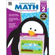 eBook: Thinking Kids 704463-EB Thinking Kids' Math, Grade 2