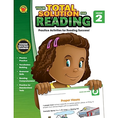 eBook: Brighter Child 704559-EB Your Total Solution for Reading, Grade 2