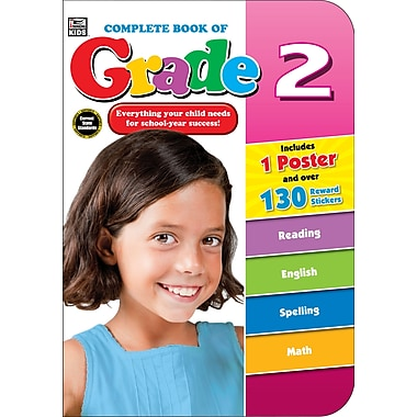eBook: Thinking Kids 704672-EB Complete Book of, Grade 2