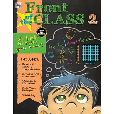 eBook: Thinking Kids 704943-EB Front of the Class, Grade 2