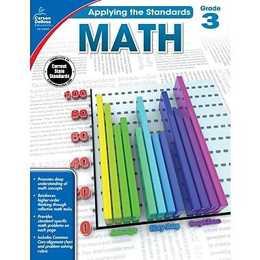 eBook: Carson-Dellosa 104849-EB Math, Grade 3