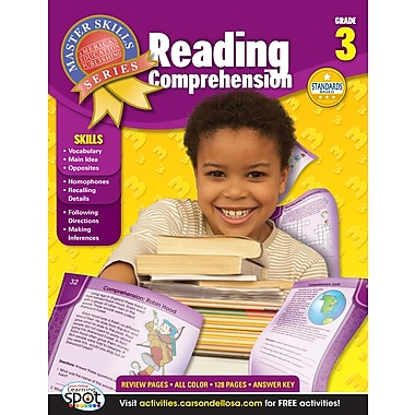 Livre numérique : American Education Publishing� -- Reading Comprehension 704095-EB, 3e année