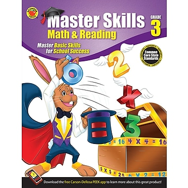 eBook: Brighter Child 704448-EB Math & Reading, Grade 3
