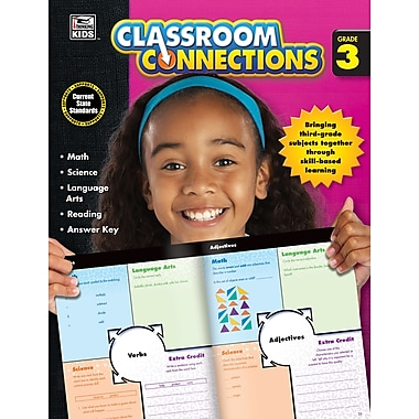 eBook: Thinking Kids 704640-EB Classroom Connections, Grade 3