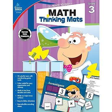 e-Book: Carson-Dellosa 104901-EB Math Thinking Mats, Grade 3