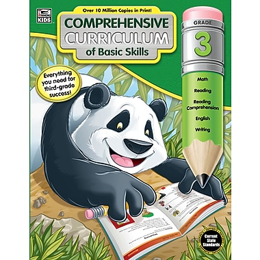 e-Book: Carson-Dellosa 704896-EB Comprehensive Curriculum of Basic Skills, Grade 3