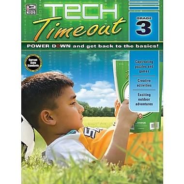Carson-Dellosa 704923-EB Tech Timeout, 3e année