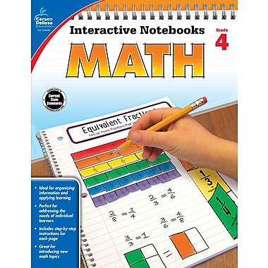 Livre numérique : Carson-Dellosa� -- Math 104649-EB, 4e année
