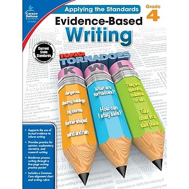 Livre numérique : Carson-Dellosa� -- Evidence-Based Writing 104827-EB, 4e année